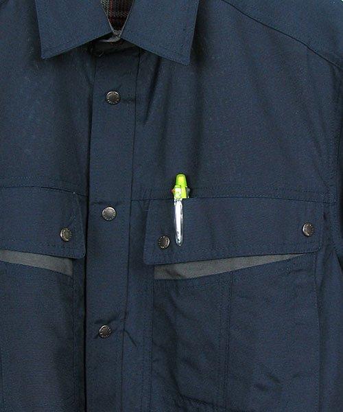 【カンサイユニフォーム】K4003(40034)「長袖シャツ」のカラー5
