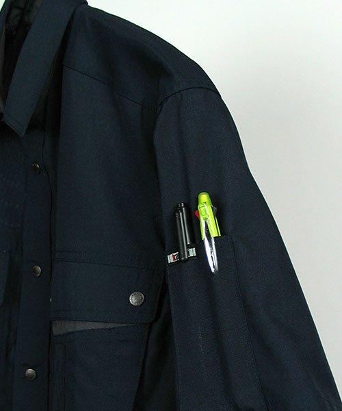 【カンサイユニフォーム】K4003(40034)「長袖シャツ」のカラー8