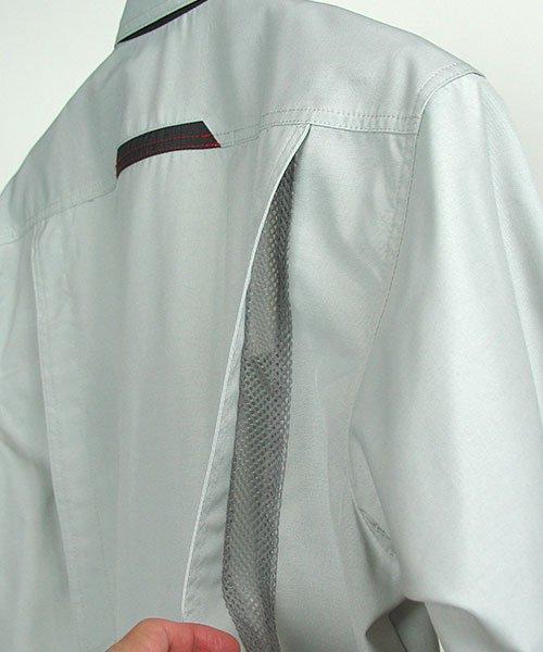 【カンサイユニフォーム】K4003(40034)「長袖シャツ」のカラー10
