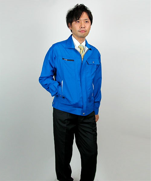 【カンサイユニフォーム】K7001(70012)「長袖ブルゾン」のカラー19