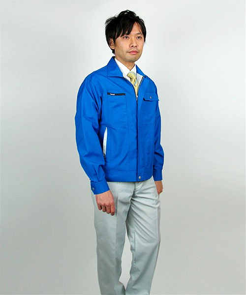 【カンサイユニフォーム】K7001(70012)「長袖ブルゾン」のカラー20