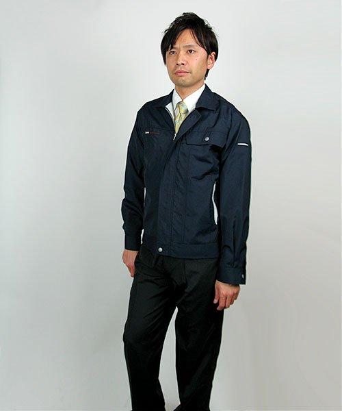 【カンサイユニフォーム】K7001(70012)「長袖ブルゾン」のカラー21