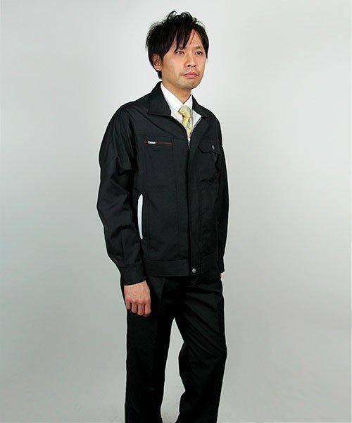 【カンサイユニフォーム】K7001(70012)「長袖ブルゾン」のカラー26