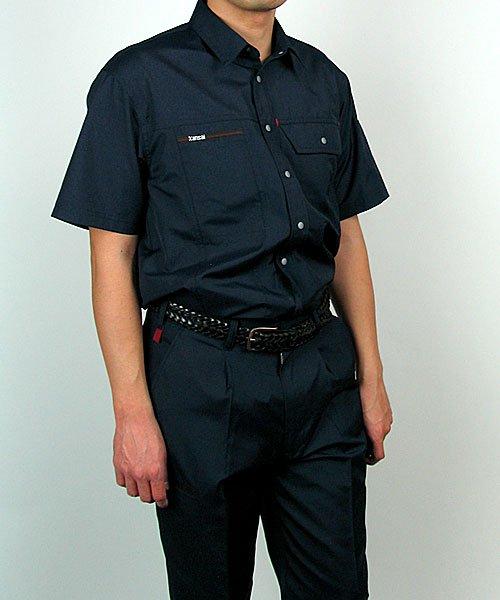 【カンサイユニフォーム】K7002(70023)「半袖シャツ」のカラー13