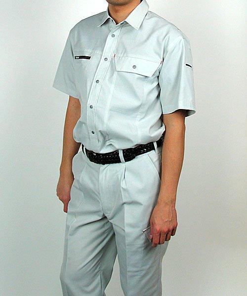 【カンサイユニフォーム】K7002(70023)「半袖シャツ」のカラー14