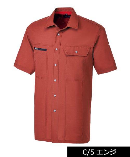 【カンサイユニフォーム】K7002(70023)「半袖シャツ」のカラー6