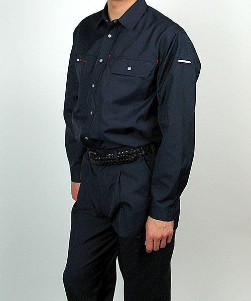 【カンサイユニフォーム】K7003(70034)「長袖シャツ」のカラー16