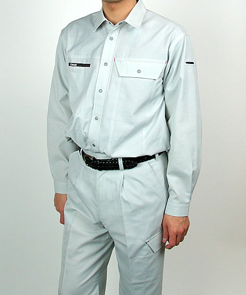 【カンサイユニフォーム】K7003(70034)「長袖シャツ」のカラー17