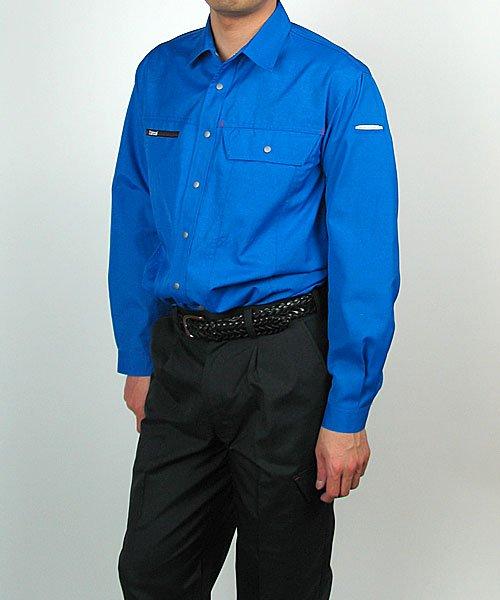 【カンサイユニフォーム】K7003(70034)「長袖シャツ」のカラー20