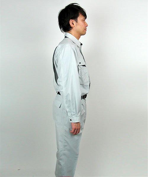 【カンサイユニフォーム】K7003(70034)「長袖シャツ」のカラー22