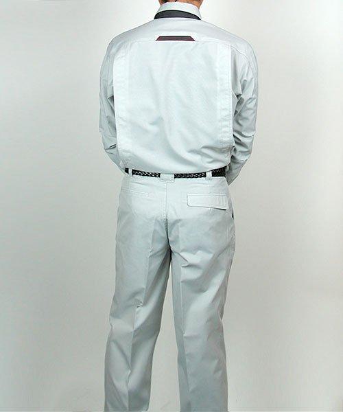 【カンサイユニフォーム】K7003(70034)「長袖シャツ」のカラー23