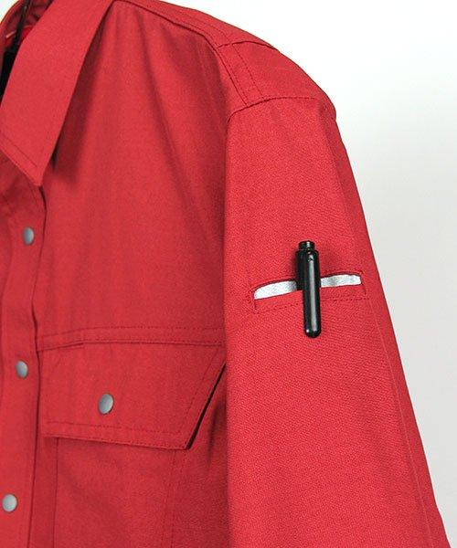 【カンサイユニフォーム】K7003(70034)「長袖シャツ」のカラー10