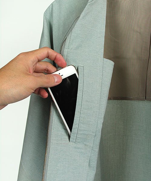 【DAIRIKI】12902「長袖ブルゾン」のカラー6