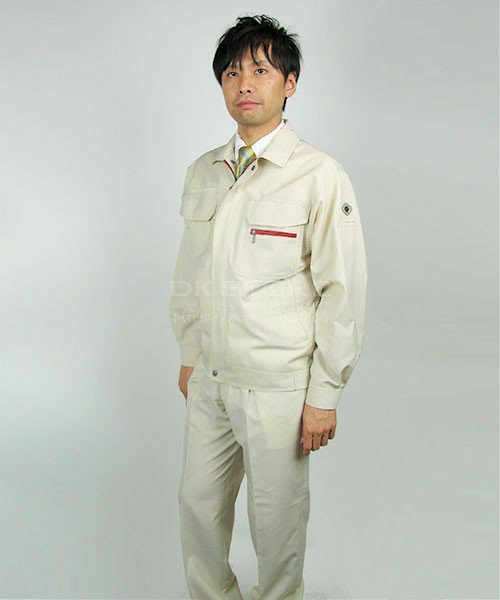 【DAIRIKI】22012麻王「長袖ブルゾン」のカラー18