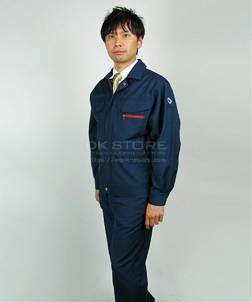 【DAIRIKI】22012麻王「長袖ブルゾン」のカラー20