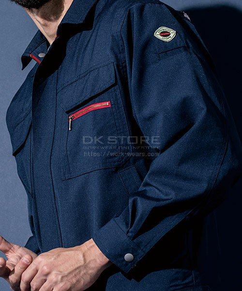 【DAIRIKI】22012麻王「長袖ブルゾン」のカラー24