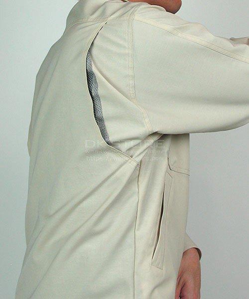 【DAIRIKI】22011麻王「半袖ブルゾン」のカラー13