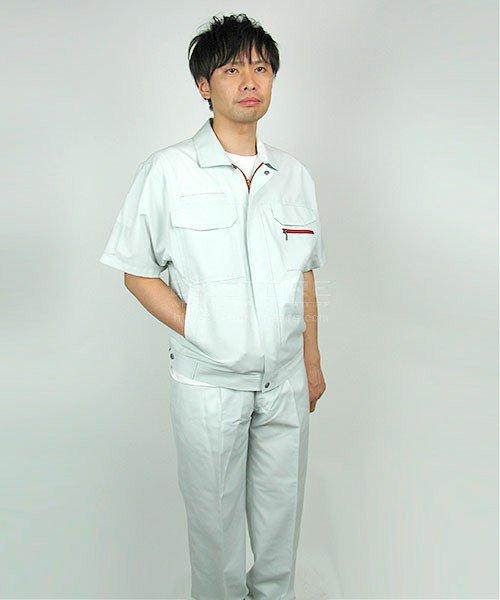 【DAIRIKI】22011麻王「半袖ブルゾン」のカラー17