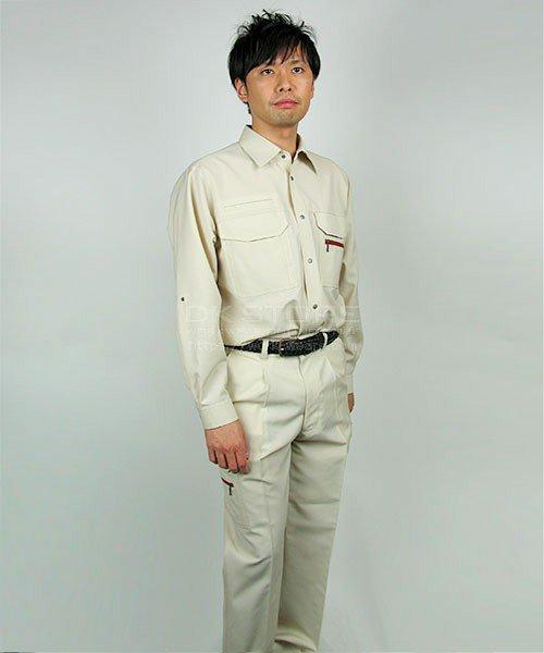 【DAIRIKI】22014麻王「長袖シャツ」のカラー11