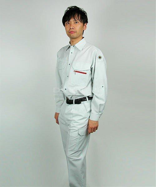 【DAIRIKI】22014麻王「長袖シャツ」のカラー12