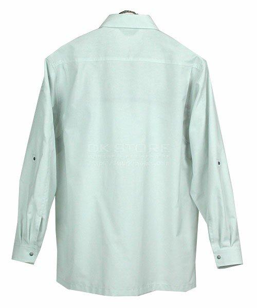 【DAIRIKI】22014麻王「長袖シャツ」のカラー6