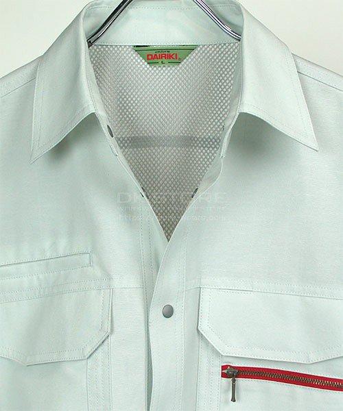 【DAIRIKI】22014麻王「長袖シャツ」のカラー7