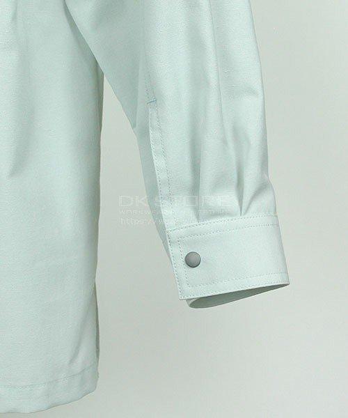 【DAIRIKI】22014麻王「長袖シャツ」のカラー8