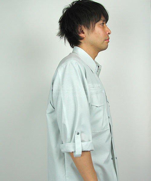 【DAIRIKI】22014麻王「長袖シャツ」のカラー9