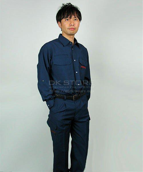 【DAIRIKI】22014麻王「長袖シャツ」のカラー10