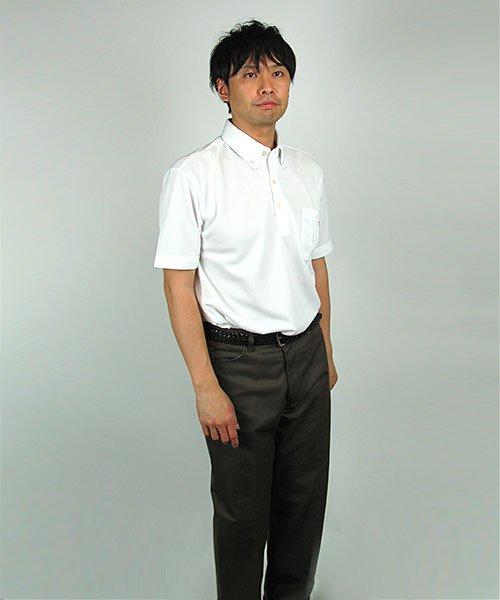 【カンサイユニフォーム】KS-573(00573)「半袖ポロシャツ」のカラー16