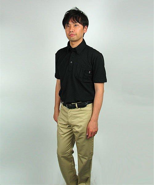 【カンサイユニフォーム】KS-573(00573)「半袖ポロシャツ」のカラー17