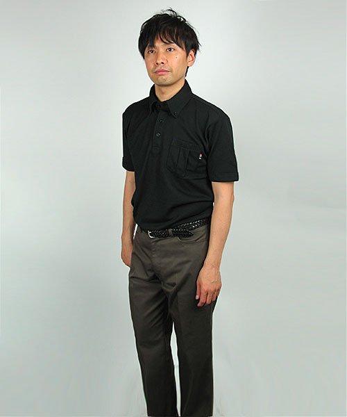 【カンサイユニフォーム】KS-573(00573)「半袖ポロシャツ」のカラー19