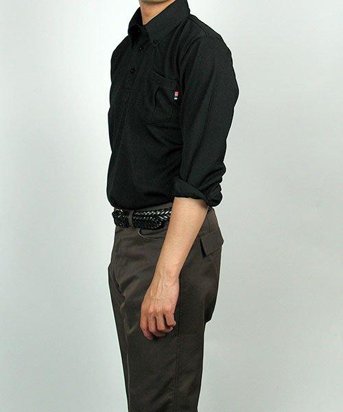 【カンサイユニフォーム】KS-574(00574)「長袖ポロシャツ」のカラー11