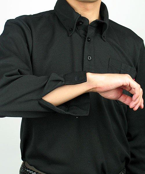 【カンサイユニフォーム】KS-574(00574)「長袖ポロシャツ」のカラー12