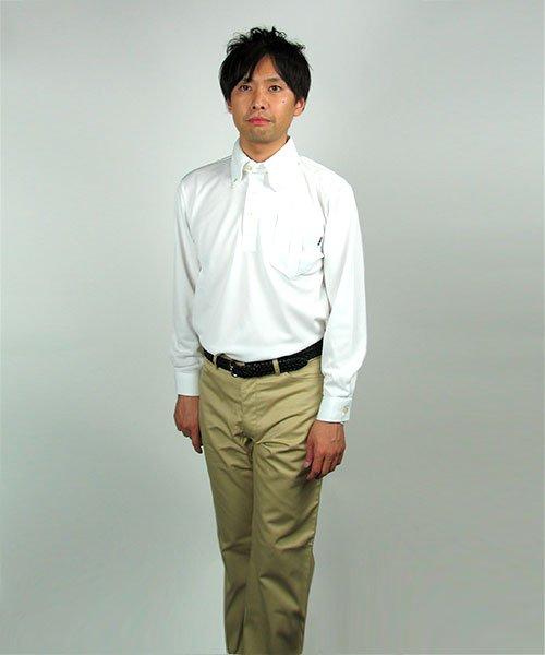 【カンサイユニフォーム】KS-574(00574)「長袖ポロシャツ」のカラー14