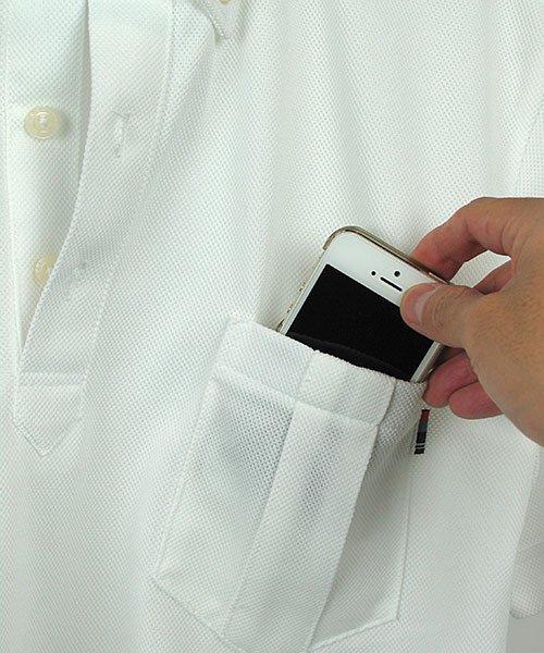 【カンサイユニフォーム】KS-574(00574)「長袖ポロシャツ」のカラー6