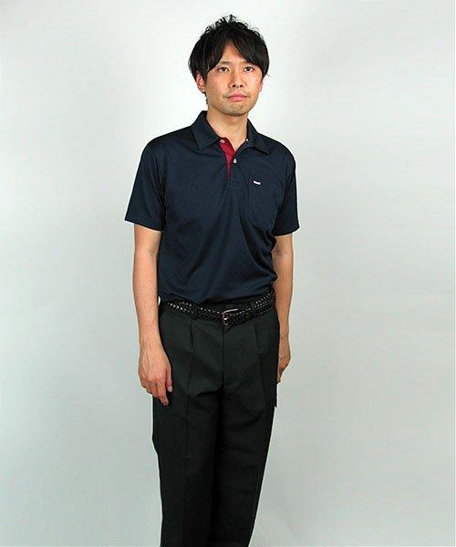 【カンサイユニフォーム】K5034(50343)「ドライポロシャツ」のカラー13