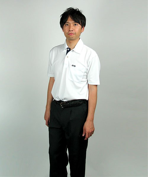 【カンサイユニフォーム】K5034(50343)「ドライポロシャツ」のカラー14