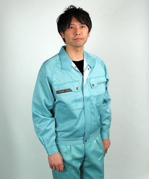 【カンサイユニフォーム】K90202「長袖ブルゾン」のカラー17