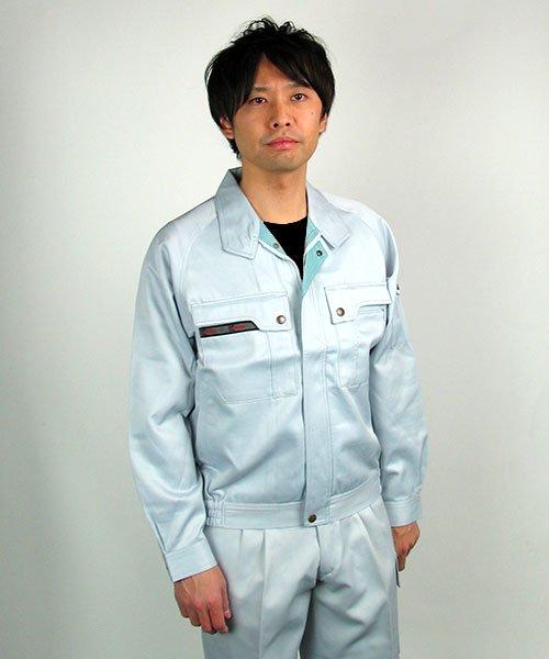 【カンサイユニフォーム】K90202「長袖ブルゾン」のカラー18