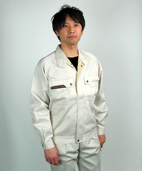 【カンサイユニフォーム】K90202「長袖ブルゾン」のカラー19