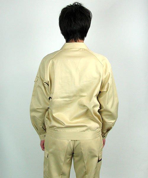 【カンサイユニフォーム】K90202「長袖ブルゾン」のカラー21