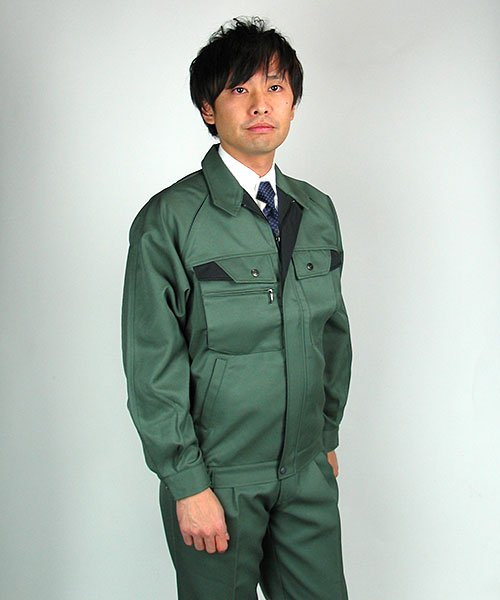 【DAIRIKI】D1-38002「長袖ブルゾン」のカラー17