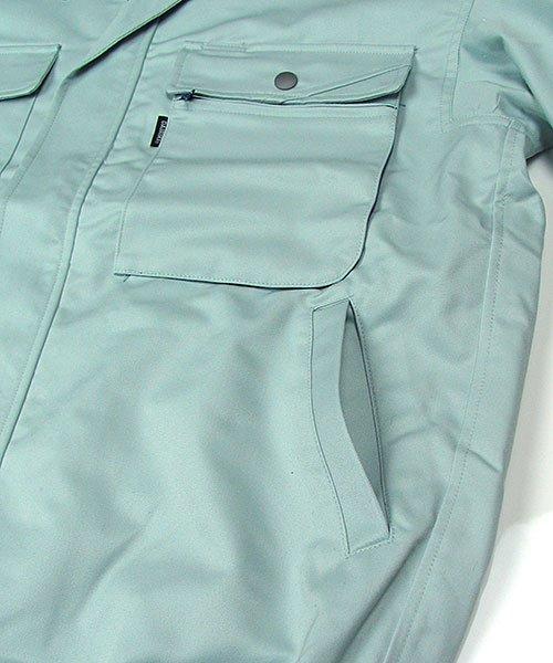 【DAIRIKI】V-MAX15002「長袖ブルゾン」のカラー12