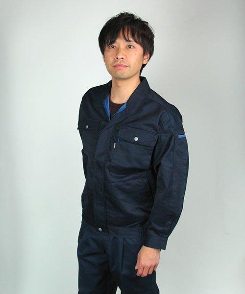 【DAIRIKI】V-MAX15002「長袖ブルゾン」のカラー18