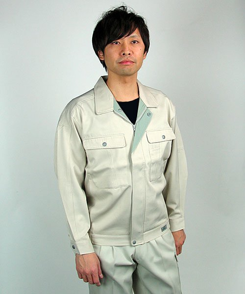 【DAIRIKI】737(07372)「長袖ブルゾン」のカラー17