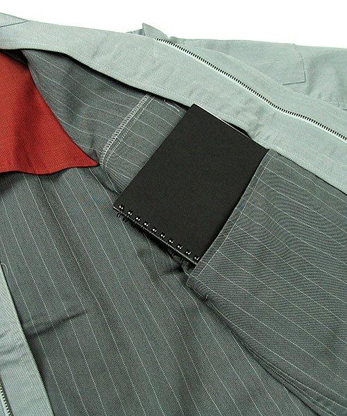 【DAIRIKI】10302「長袖ブルゾン」のカラー12
