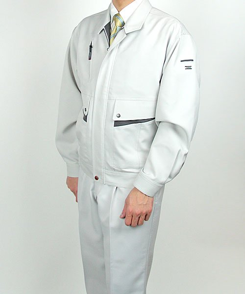 【カンサイユニフォーム】K6001(60012)「長袖ブルゾン」のカラー18