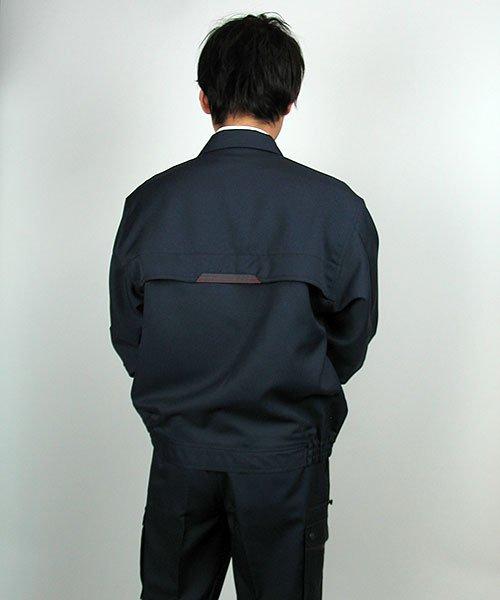 【カンサイユニフォーム】K6001(60012)「長袖ブルゾン」のカラー21