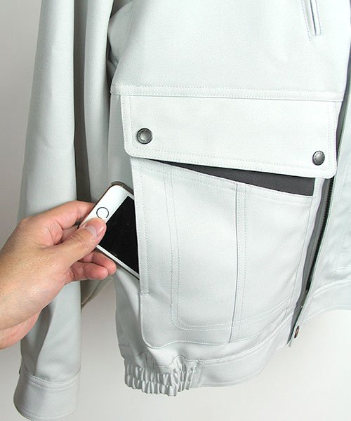 【カンサイユニフォーム】K6001(60012)「長袖ブルゾン」のカラー8